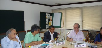 RCUK-NIUA Joint Consultation on Urban Research Landscape in India
