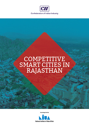 Compititive Smart Cities in Rajasthan