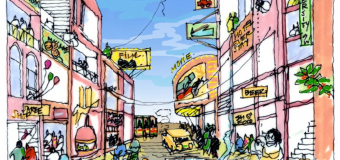 Mario Miranda's Mumbai –  NIUA-ADB-IHC Urban Dialogue Oct 2015